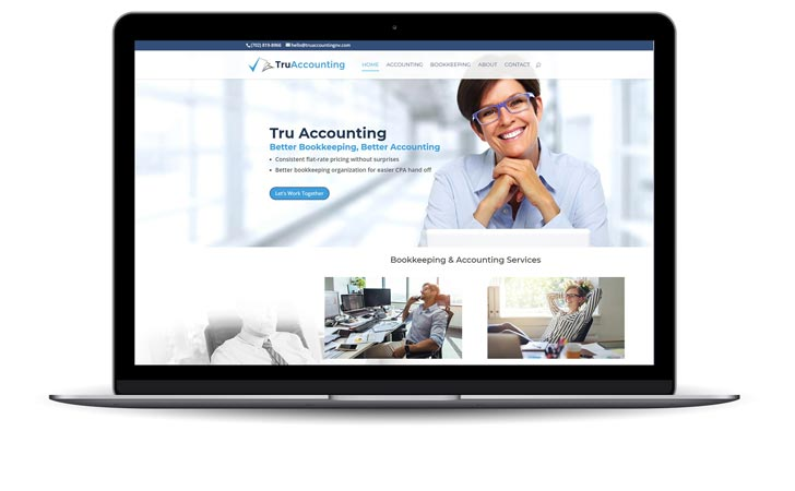 TruAccounting Website